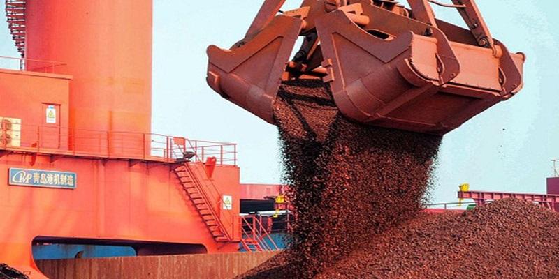 Khai thác quặng sắt